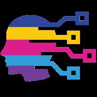 logo digital and social reputation small